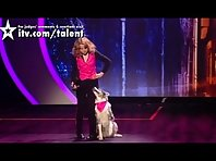 Britain's Got Talent-Dancing dog 2