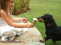 Do Dogs Like Ice Cream or Frozen Yogurt Better?